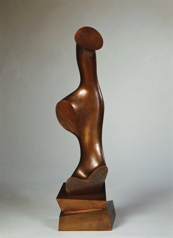 , Daphne, 1955/1983, Bronze, Cast 0/3 (Rudier), 119.8 x 33 x 29,5 cm