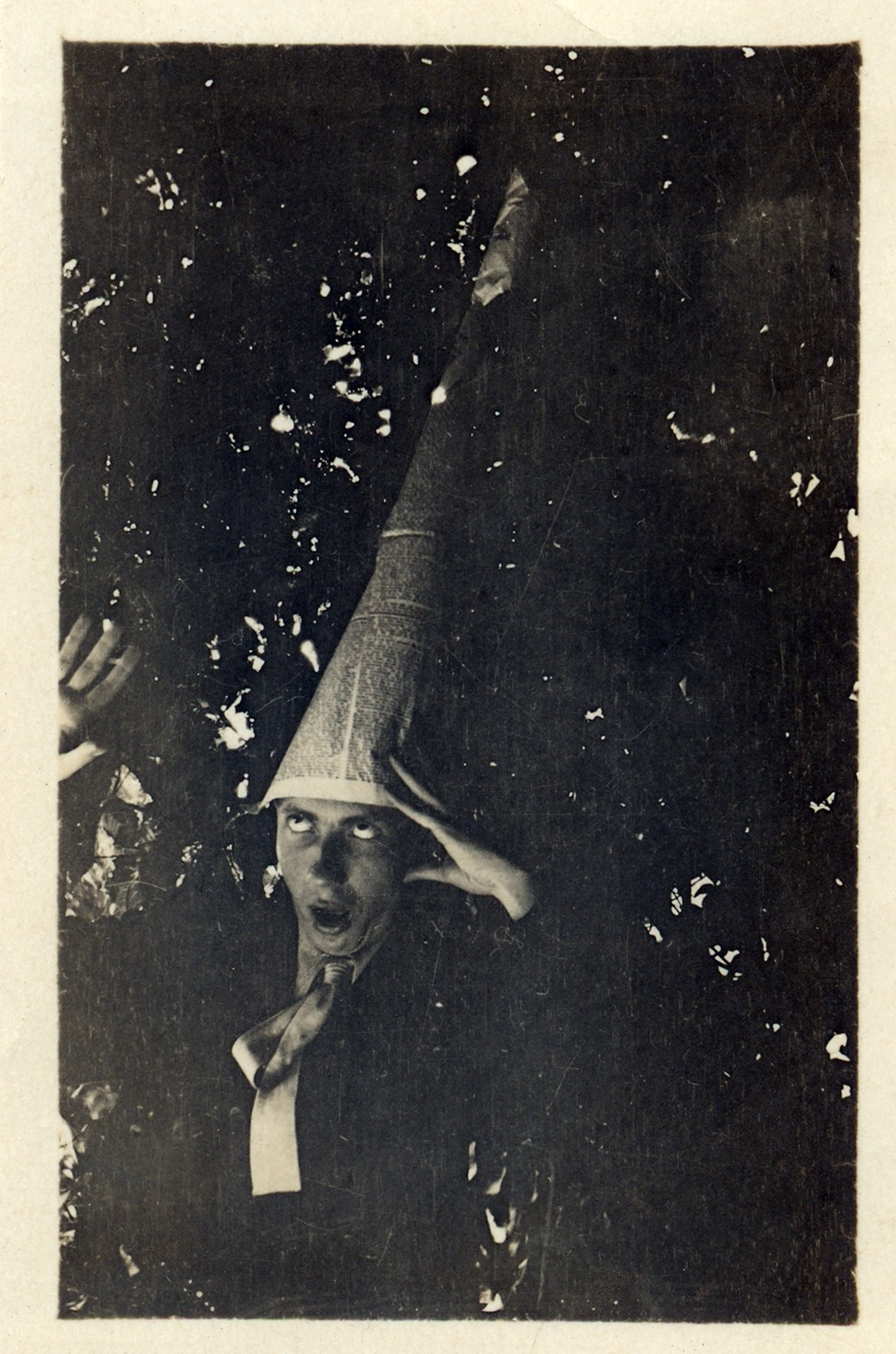 Hans Arp in Weggis, 1911