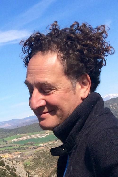 Stipendiat Jonathan Hammer